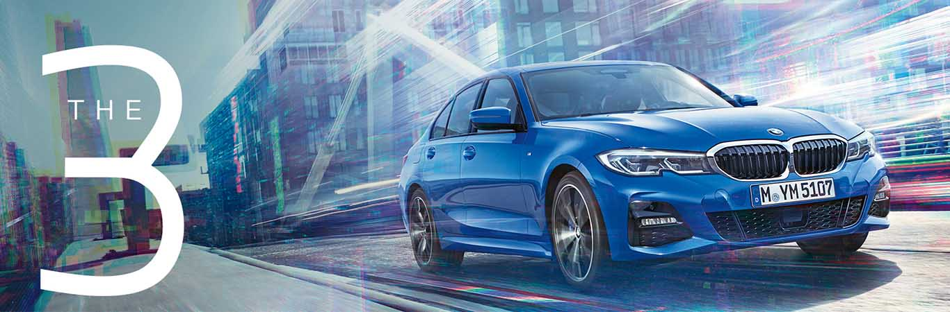 The BMW 3 Series